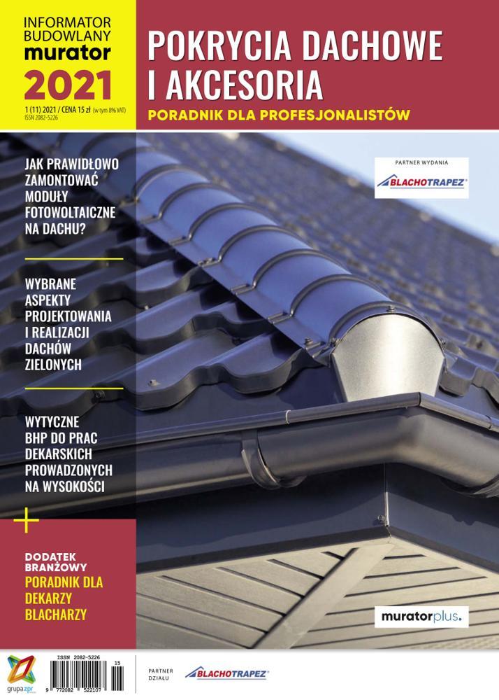 Pokrycia Dachowe i Akcesoria 2021 - PDF