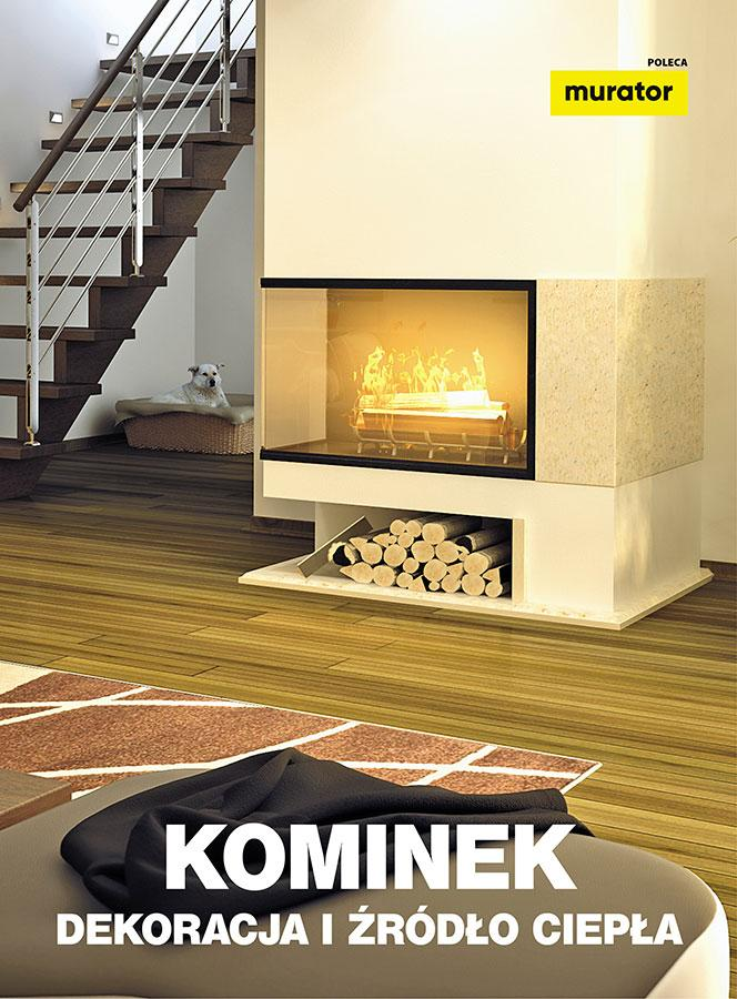 Kominek - dekoracja i źródło ciepła