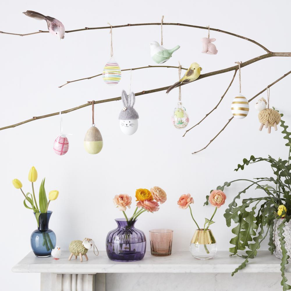Modne ozdoby na Wielkanoc
