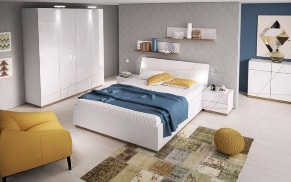 10 pomysłów na kolory do sypialni: jaki kolor wybrać?