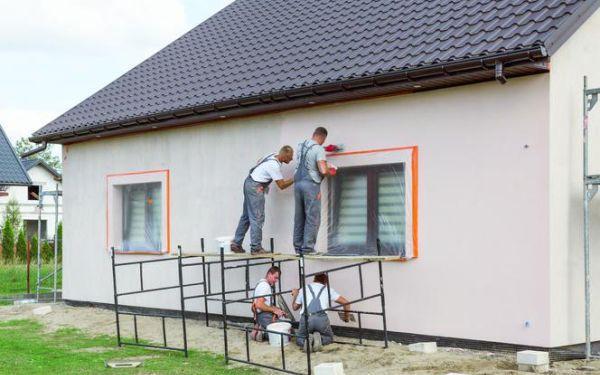 Koniec z przemarzającymi ścianami. System ETICS na starym domu