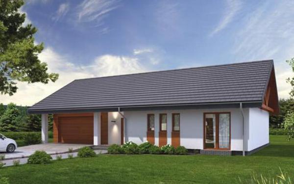 Liczymy koszty dachu pokrytego dachówkami wypalanymi