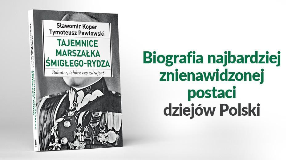 Tajemnica Marszałka Śmigłego Rydza. Koper, Pawłowski